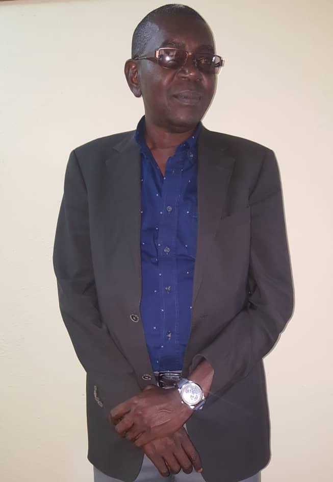 Mr. Muluku Sulaiman Tarawally