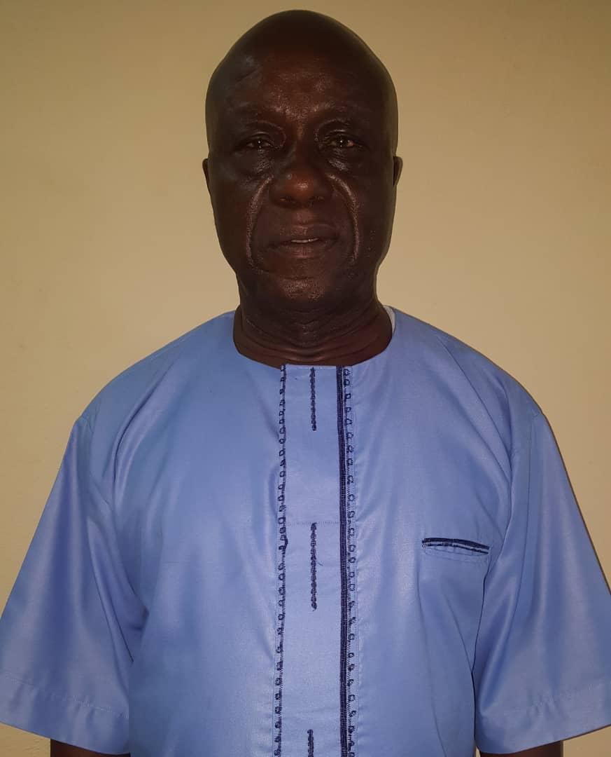 Mr. Sahr Ngayenga
