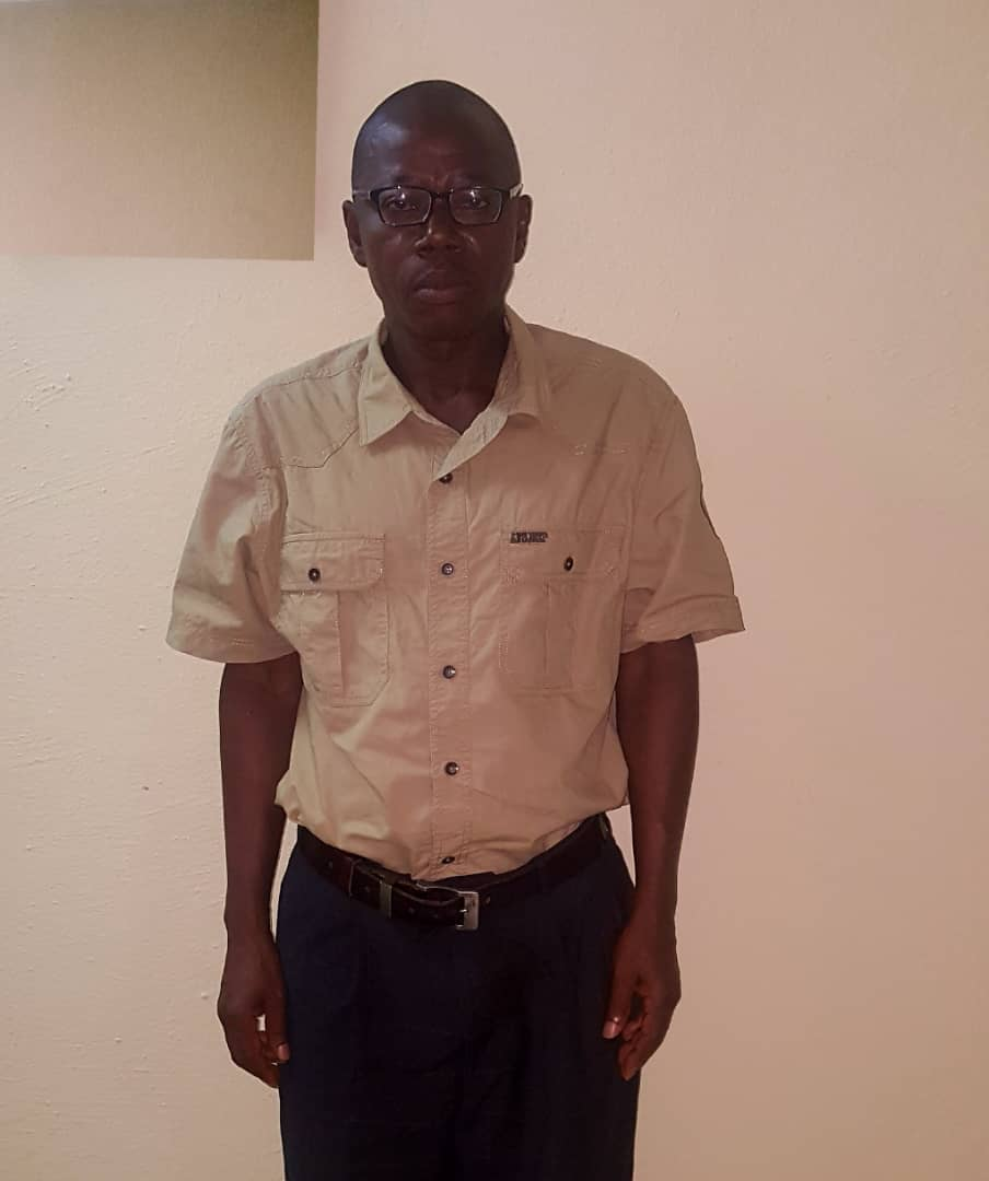 Dr. Juana Paul. Moiwo