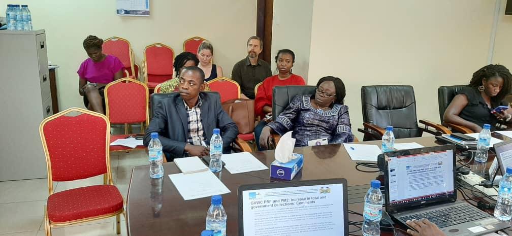 EWRC holds Quarterly 2 RBF Steering Committee Meeting