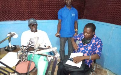 EWRC Talk show Launched in Bo and Kenema