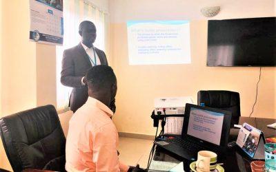 NPPA trains EWRC staff on National Public Procurement Procedures