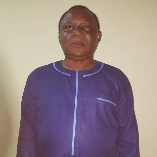 Mr. Saidu Boakarie